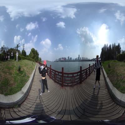 3D户外拍摄